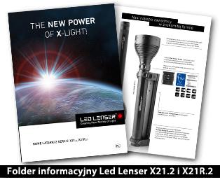 Folder info X21/R